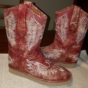 Old Gringo Shearling Boots